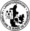 Landsforeningsn af forældre for blinde og svagsynede børn's logo